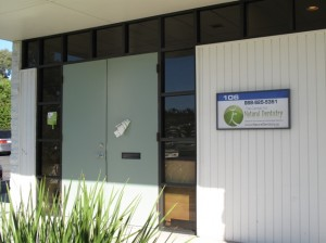 The Center for Natural Dentistry Entrance