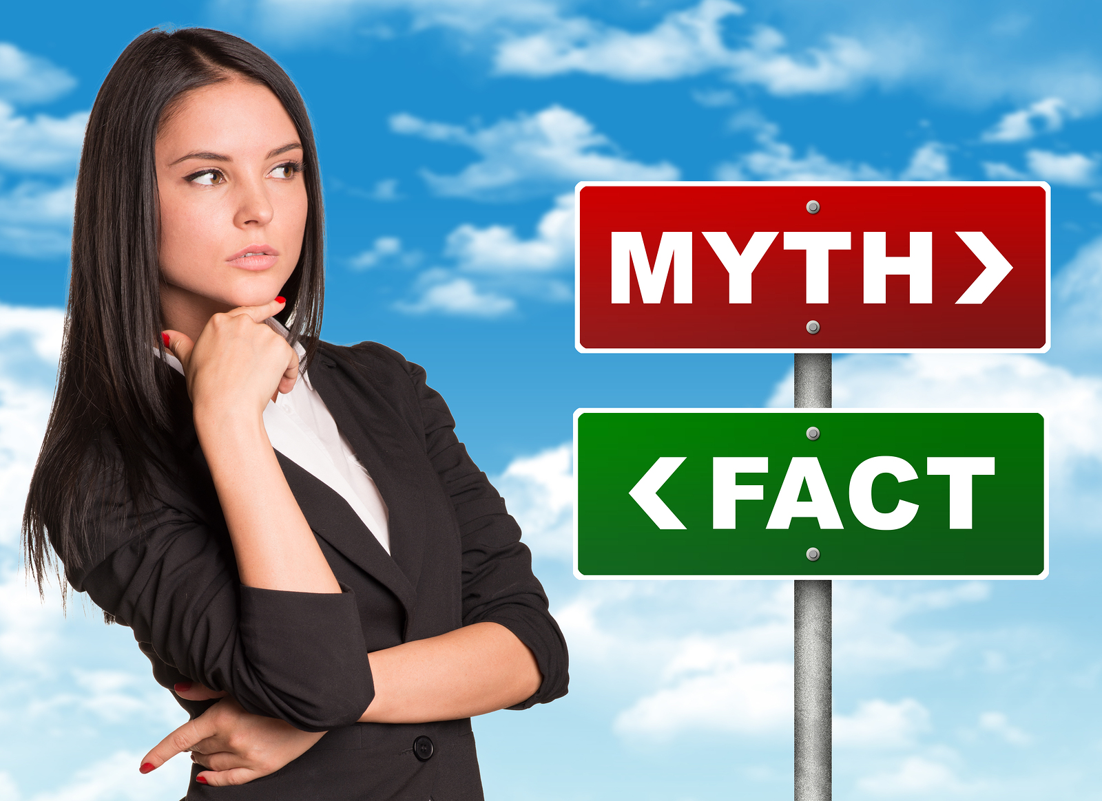 Four Big Dental Myths Dispelled