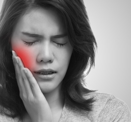 Sensitive teeth might be a sigh you need to see your dentist. There are treatments.